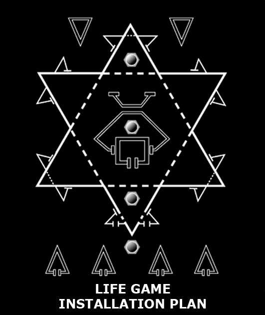 life game installation plan