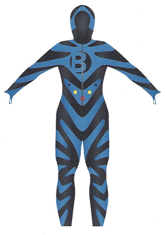 boomerang shorttrack suit front 1