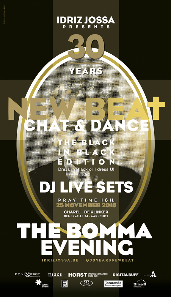 30 Years New Beat - The BOMMA Evening Chat&Dance